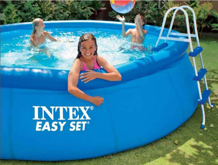 Basen Intex Easy Set