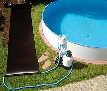 Солнечный коллектор воды для бассейна своими руками 27
