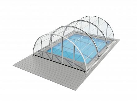 Zadaszenie basenowe i wanien SPA